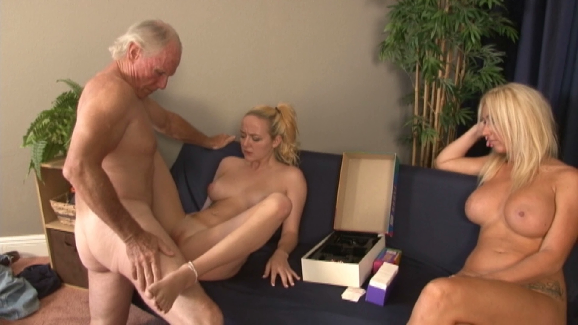 Mom Daughter Son Threesome