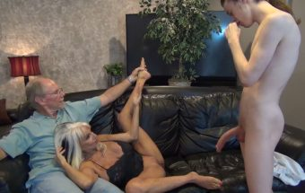 SALLY D'ANGELO – Happy Mother's Day – A Taboo Fantasy