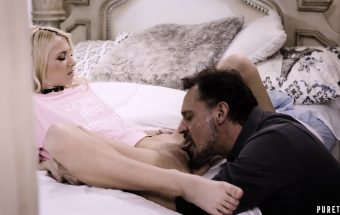 Kenzie Reeves – DAD CAUGHT ME – Pure Taboo