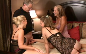 Michelle, Melony & Lisa – Family Fuckfest – A Taboo Fantasy