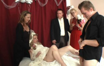 Wedding Day – A Taboo Fantasy