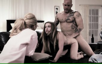 The Intervention – Pure Taboo – Aaliyah Love, Kristen Scott, Derrick Pierce