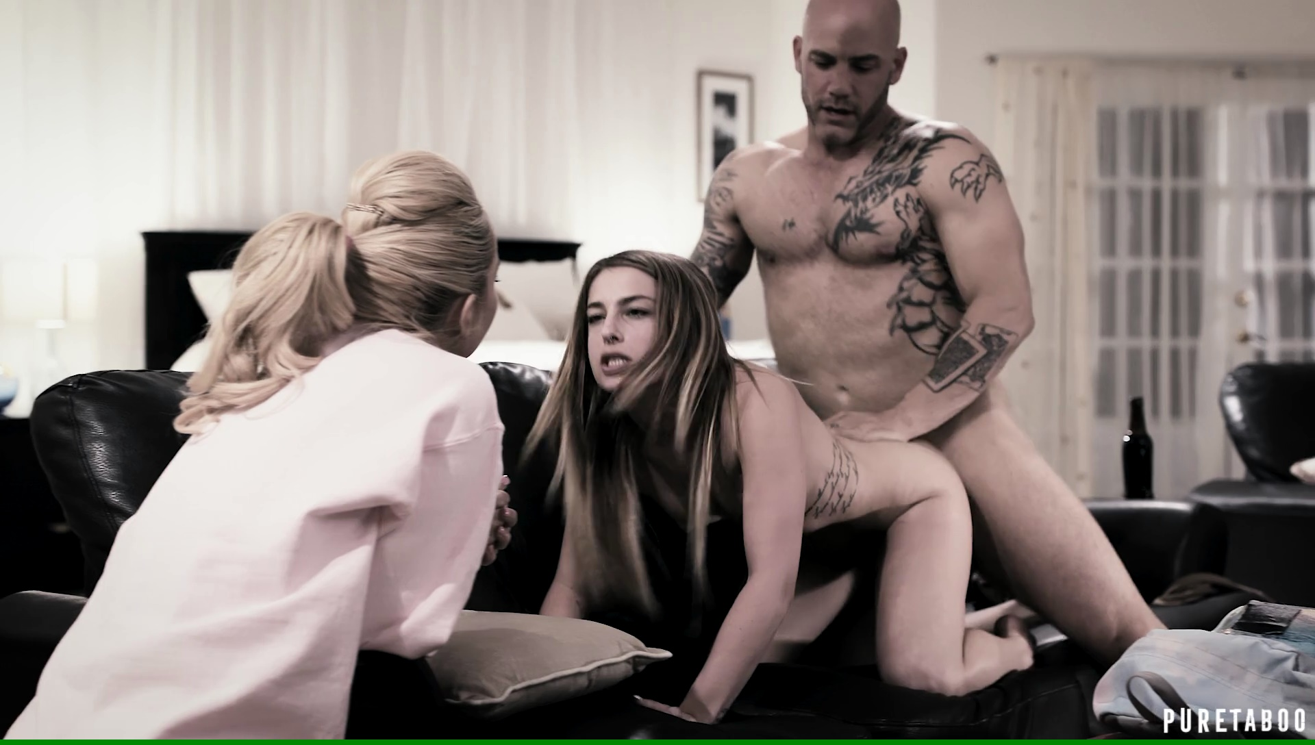 Aaliyah Love, Kristen Scott, Derrick Pierce – The Intervention_shot