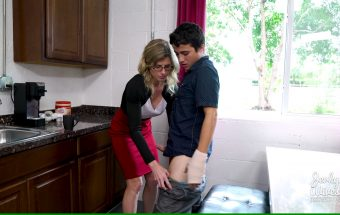 Cory Chase in Mother Son Fantasies – Mother Takes Care of Her Disabled Son – Jerky Wives