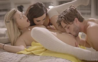 It Slipped In – Whitney Wright, Carolina Sweets, Lucas Frost – Pure Taboo