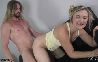 Sister Blackmails Brother Into Fucking – Fifi Foxx Fantasies