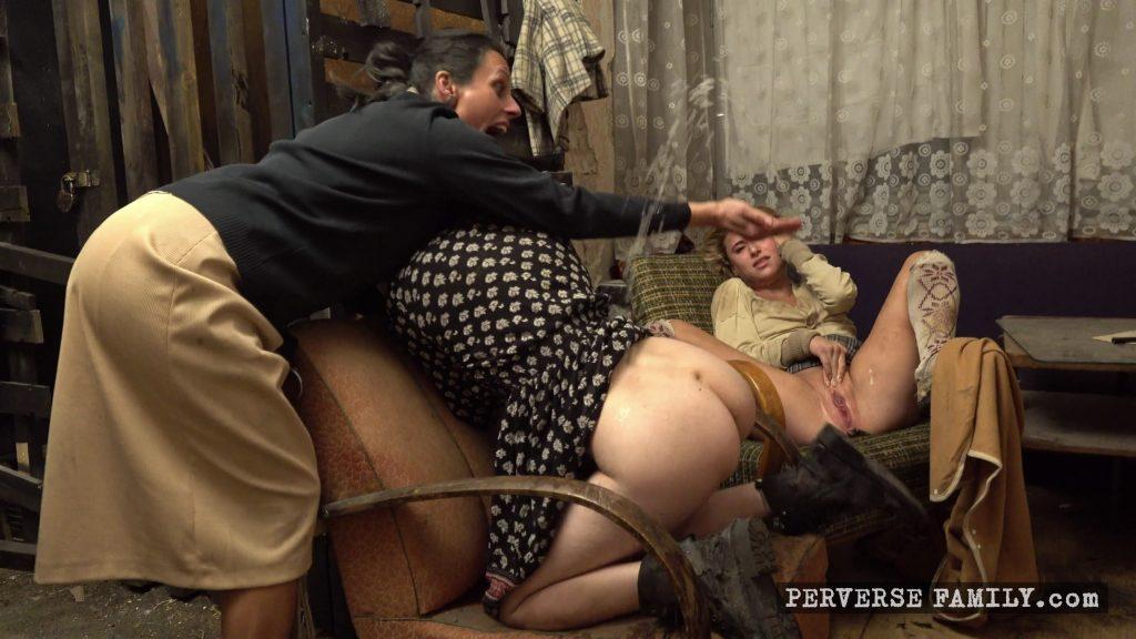 Perverse Milf Porno