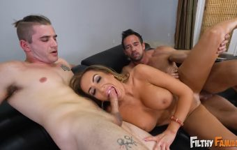 Penthouse Centerfold Fucks Her Stepson – Richelle Ryan – Filthy Family