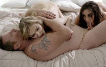 Close Your Eyes – Christiana Cinn, Mackenzie Moss, Dick Chibbles – Pure Taboo