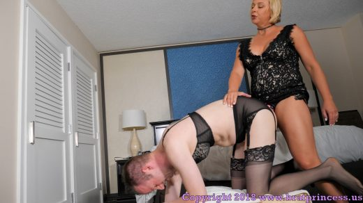 0849_Brat Princess 2 – Mother Trains Son To Become Daughter With Chastity & Pegging feat_shot_000