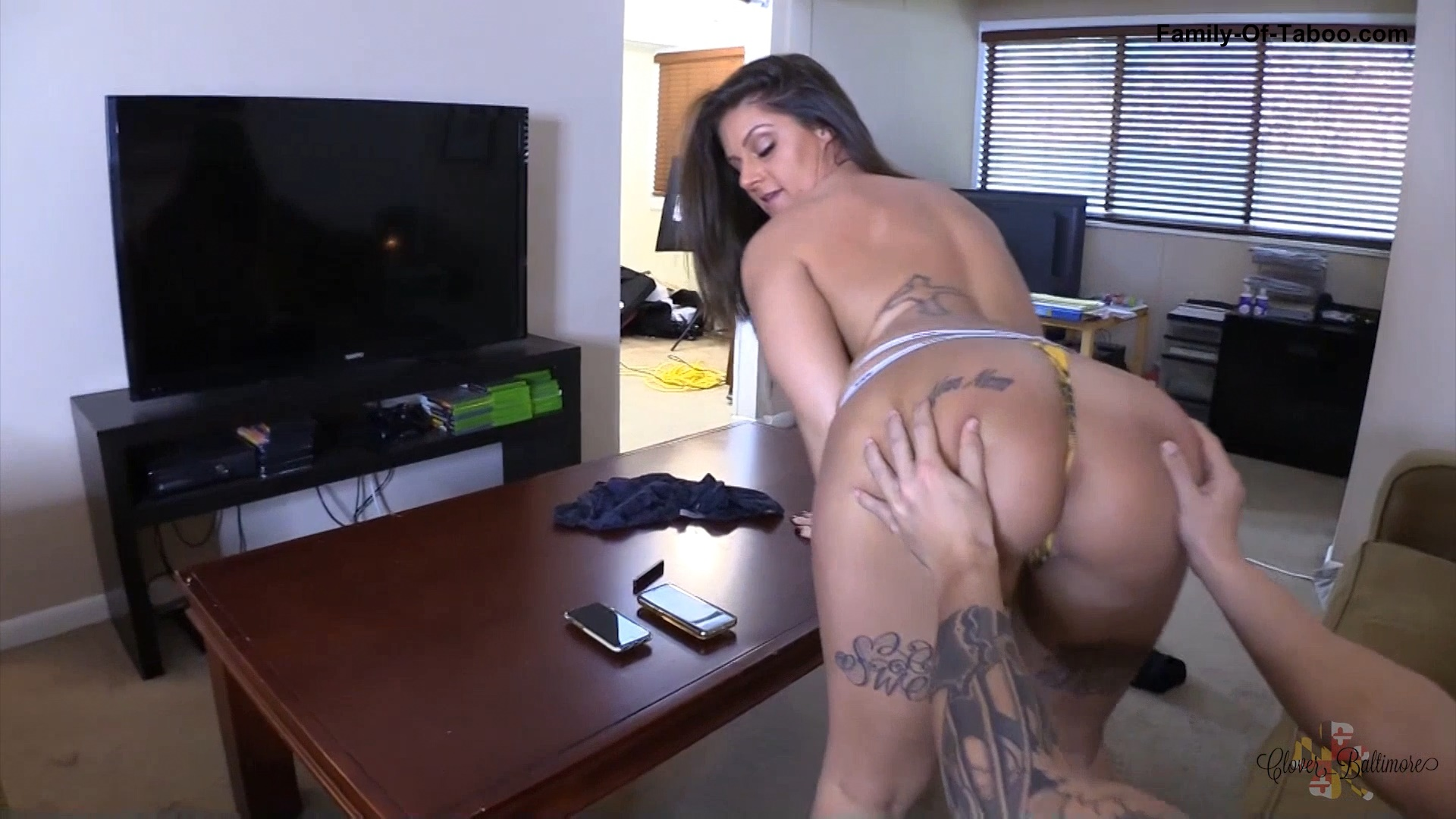 Bbw wife banged hard and creampied abuse