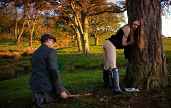 Wellies And Pee Outdoors – Amy – FFeZine