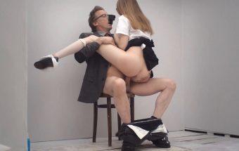 Schoolgirl Spanking Taboo Sex 47 Mins – Amy – FFeZine