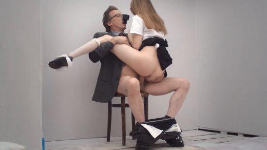 1144_FFeZine Schoolgirl Spanking Taboo Sex 47 Mins_shot_000