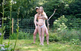Perverted Garden Taboo – Part 1 Panties – Amy – FFeZine