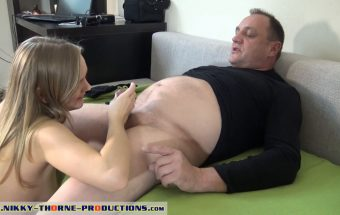 All Good Fucks Are Three The Cum Part 1 – Lucy – Nikky Thorne Prod