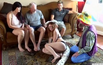 Our Daughter Is Stuck On Cat – Desiree Audri, Sherry Stunns, Nicky Rebel, Jack Moore – Aglaea Productions