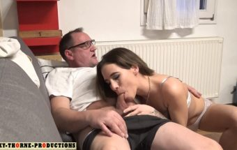 Cuckold Loser Slave Part – 01 – Kitty Fox – Nikky Thorne Prod