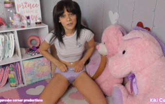 Cornertime Potty Accidents – Kiki Cali