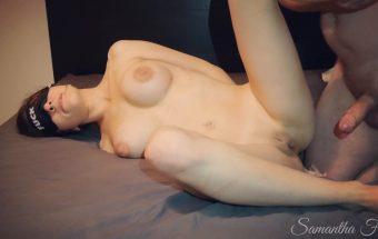 Nsd 5 – Dad Fucks Handcuffed Stepdaughter She Thinks It S Her Boyfriend – Samantha Flair – Kinky Couple 111