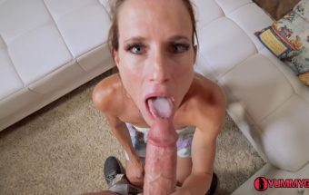 Mom Helps Son's First Date Jitters – Sofie Marie – Yummy Girl