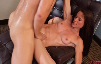 Mom Takes Son To Boarding School – Sofie Marie – Yummy Girl