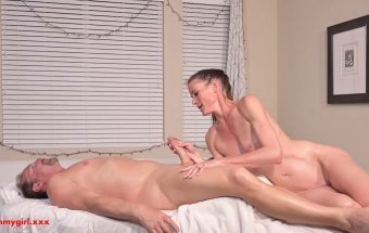 Sofie's Happy Ending Massage – Sofie Marie – Yummy Girl