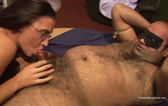 Sugar Daddys Playthings – Emma Butt and Anna – The Gang Bang Club