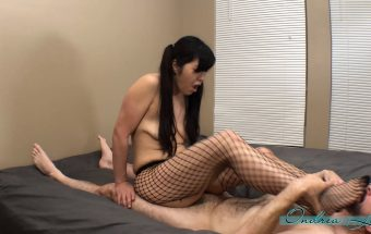 Asian Pigtails Face Sitting And Fucking – Ondrea Lee