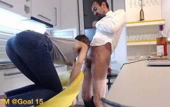 Pleasing Daddy After School – EvaSasha
