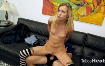 A Daughters First Love – Haley Reed – Bare Back Studios, Taboo Heat