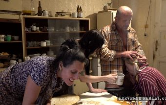 Family Feast – Susan, Anna – Perverse Family