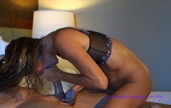Black Lingerie Blow Job – Sofie Marie – Yummy Girl