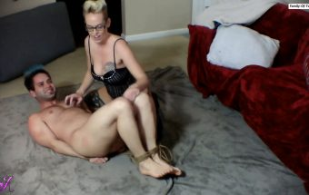 The Tickling Game – Mistress E, Nicky Rebel – Aglaea Productions