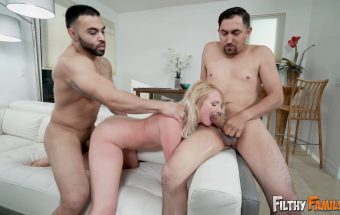 Fucks Stepdad And Uncle – Dixie Lynn – FilthyFamily