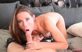 Yummy Step Mom Bikini Blow Job 2 – Sofie Marie – Yummy Girl