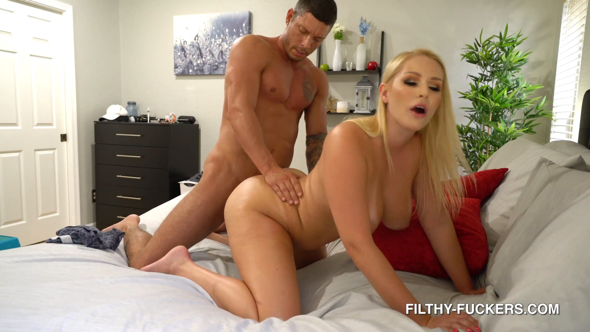 Step Mom Vanessa Cage Requests Son To Fuck Her Wet Pussy